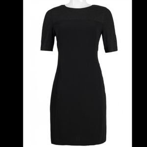 Bicolor elegant short Adrianna pappel dress